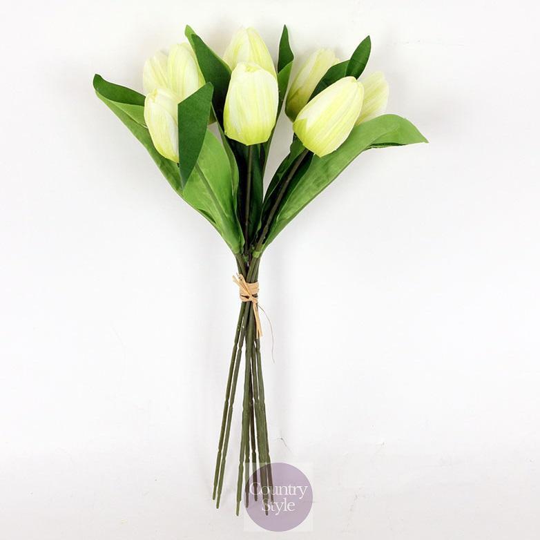 Kytice umělých tulipánů  7c34e4f784