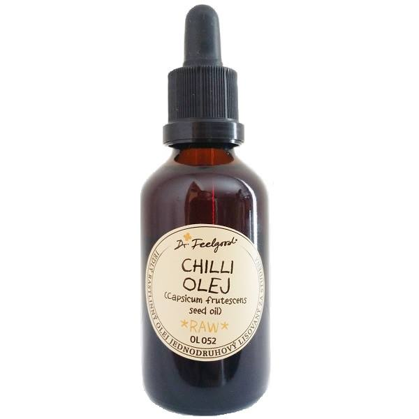 Chilli olej 50ml (pipeta)