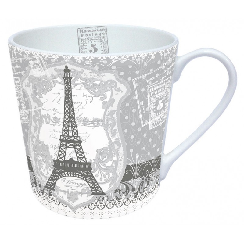 Porcelánový hrnek Eiffel Tower 300ml